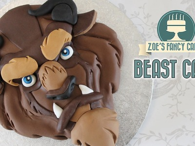 Beast cake Beauty and the Beast Disney cakes