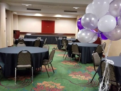 Event Decoration ( Before and After Decorations)Party, wedding, DiY Center Piece