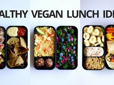 Healthy Vegan School Lunch Ideas (#3) BENTO BOX