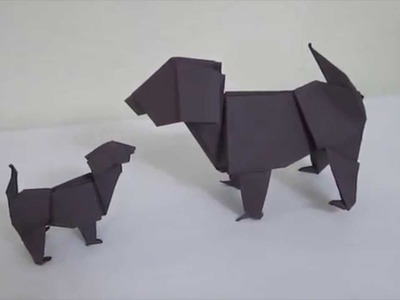 INTRODUCTION - Origami Dog