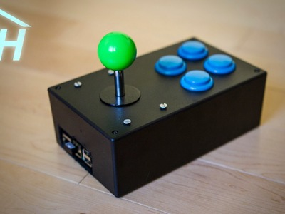 Make a Raspberry Pi Portable Arcade Console (with Retropie)