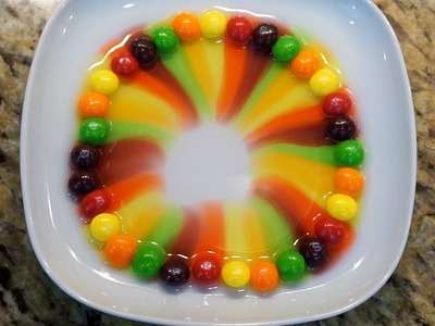 Why Do Skittles Do This In Water?