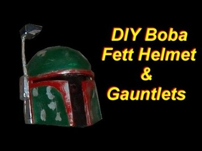 boba fett helmet pepakura pdf