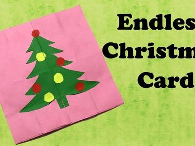 Endless Christmas Card | Christmas Greetings | Never Ending Card | Greeting Cards | Endless Love