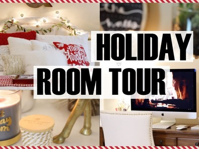 HOLIDAY ROOM TOUR