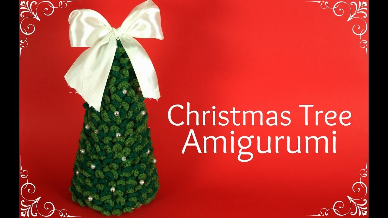 How to make a christmas tree | World Of Amigurumi