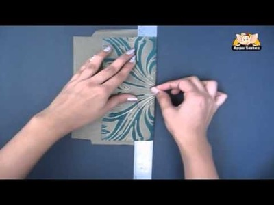 How to make a Gift Envelope - Arts & Crafts in Gujarati