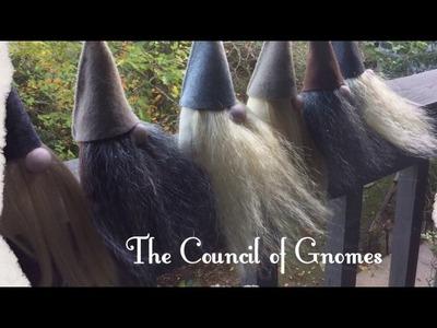 Nordic Gnomes- Craft Fair Ideas