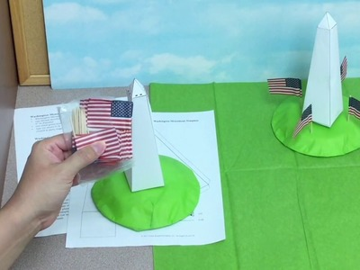 Washington Monument, The - Craft Video Tutorial from MusicK8.com