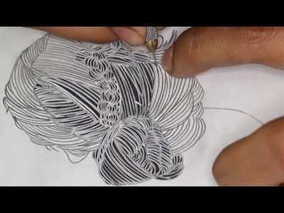#02 - How to - Papercut - Papercutting - Papercraft - Paper - Art - Parth Kothekar