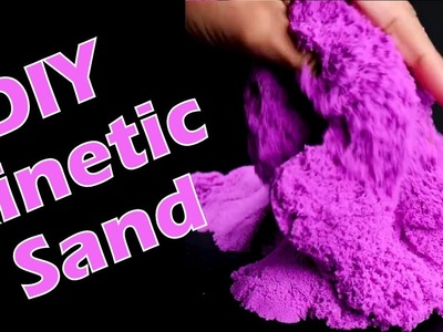 Diply Crafty | DIY Kinetic Sand!  | Baby First TV | Crafty by Diply