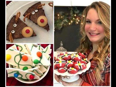 DIY CHRISTMAS TREATS! - MISS TRENDY TREATS