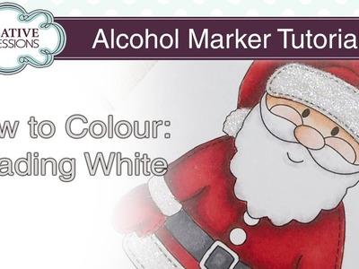 How to Colour: White | Graphmaster Tutorial