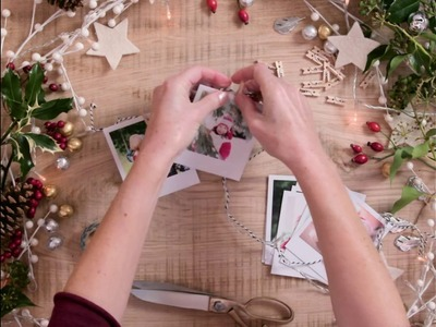 How to create a DIY Christmas tree decoration