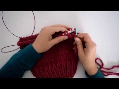 How to Kitchener Stitch