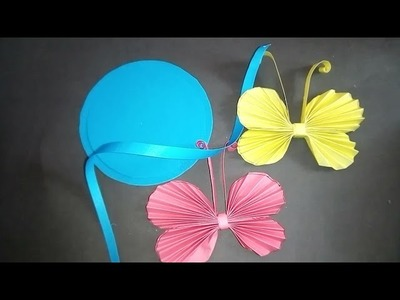 How to make amazing butterfly - creative paper tricks