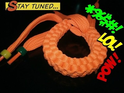 How to Make Bracelet from Shoe Lace (Easy)