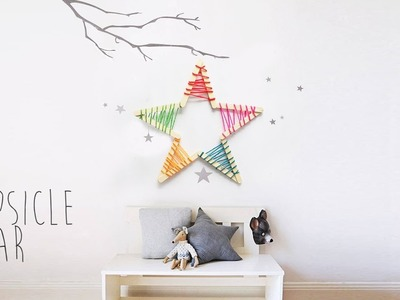 How to make : Popsicle Star