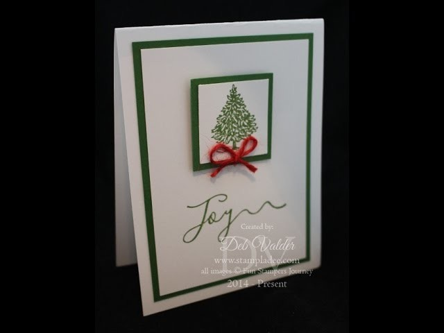 A Simple Christmas with Deb Valder
