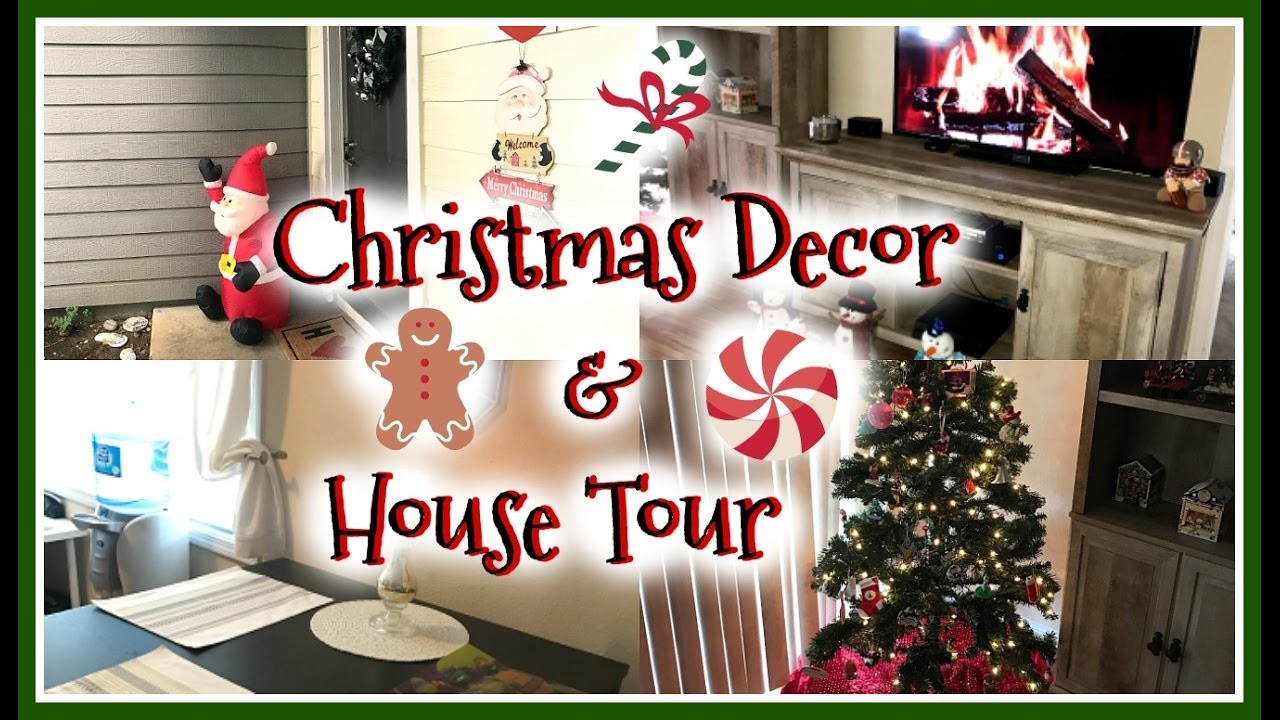 COME DECORATE WITH ME | CHRISTMAS HOUSE TOUR