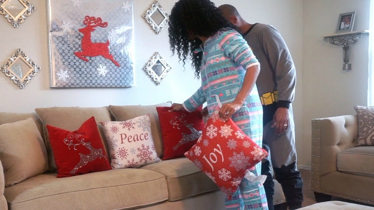Decorate With Me for Christmas + DIY Room Decor