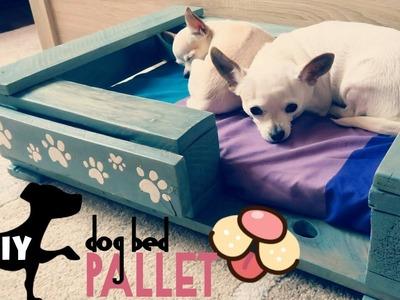 DIY - pallet pet bed