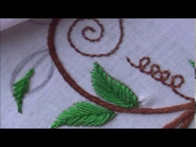Entertainment - Embroidery Works - chemanthy stitch flower designs