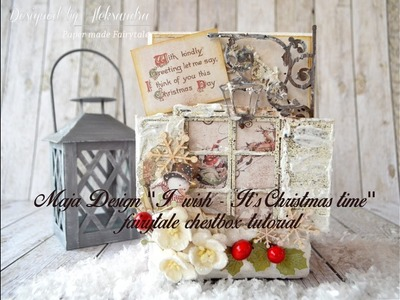 I wish - It's Christmas time tutorial