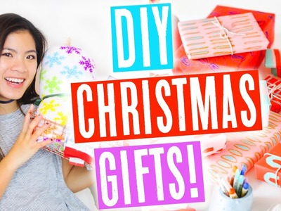 5 DIY Christmas Presents for Friends, Family & Teen Girls! Cute + Easy + Affordable! || Ariel Alena