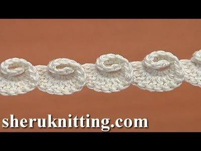 Crochet  Round Element Cord Tutorial 116