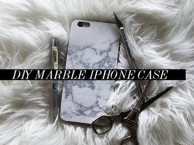 DIY Marble Phone Case   Brian Dez