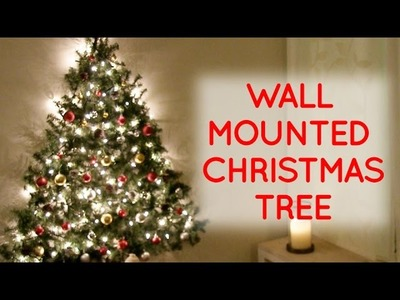 DIY wall mounted Christmas tree - Season 2 - Ep 23