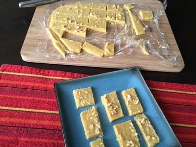 Easy Homemade Fudge Recipe | Edible Gifts | Christmas Treats-DIY