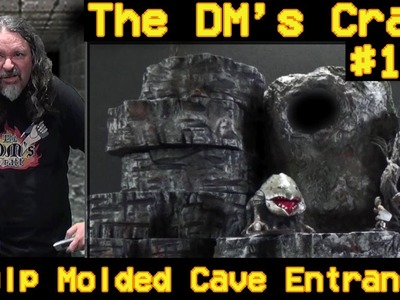 From Pulp Trash to Cave Entrance Terrain (DM's Craft #167)