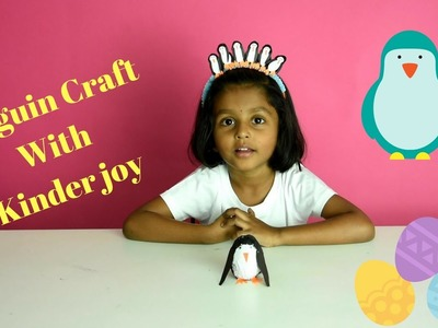 How To DIY Crafts For Kids|Penguin Craft Project For Kids|Fun DIY Kids Crafts|Nanduplaytime