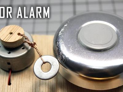 How to Make a Door Alarm | Simple Life Hacks