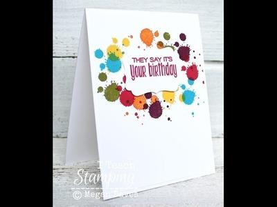 How to make beautiful handmade birthday cards