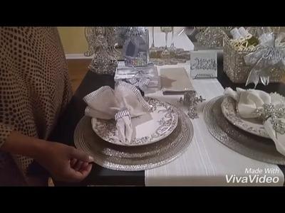 Very Easy & Elegant Dollar Tree Christmas DIY's