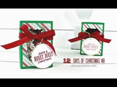 12 Days of Christmas 2016 Day 8