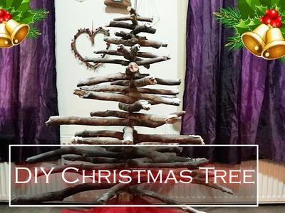 Easy DIY Christmas Tree | Jaykay's Corner