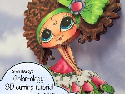 Sherri Baldy's 3D Tutorial- Cutting and Layering