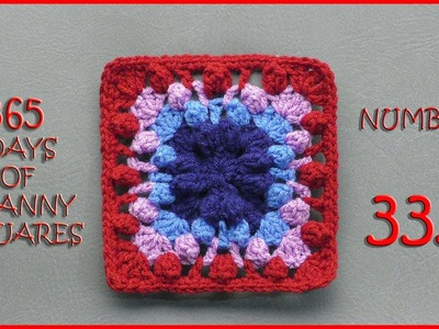 365 Days of Granny Squares Number 333