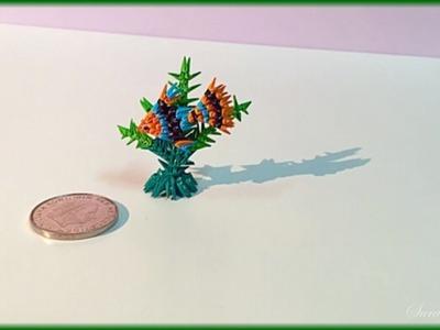 3d origami small fish-2