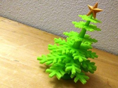 Christmas Tree - 3D Printed - HD