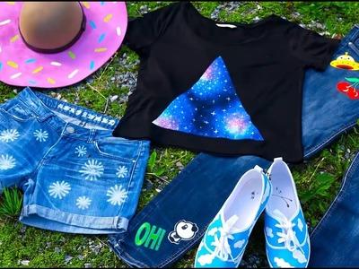 DIY Clothes Life Hacks   10 DIY Ideas,life hacks new 2016