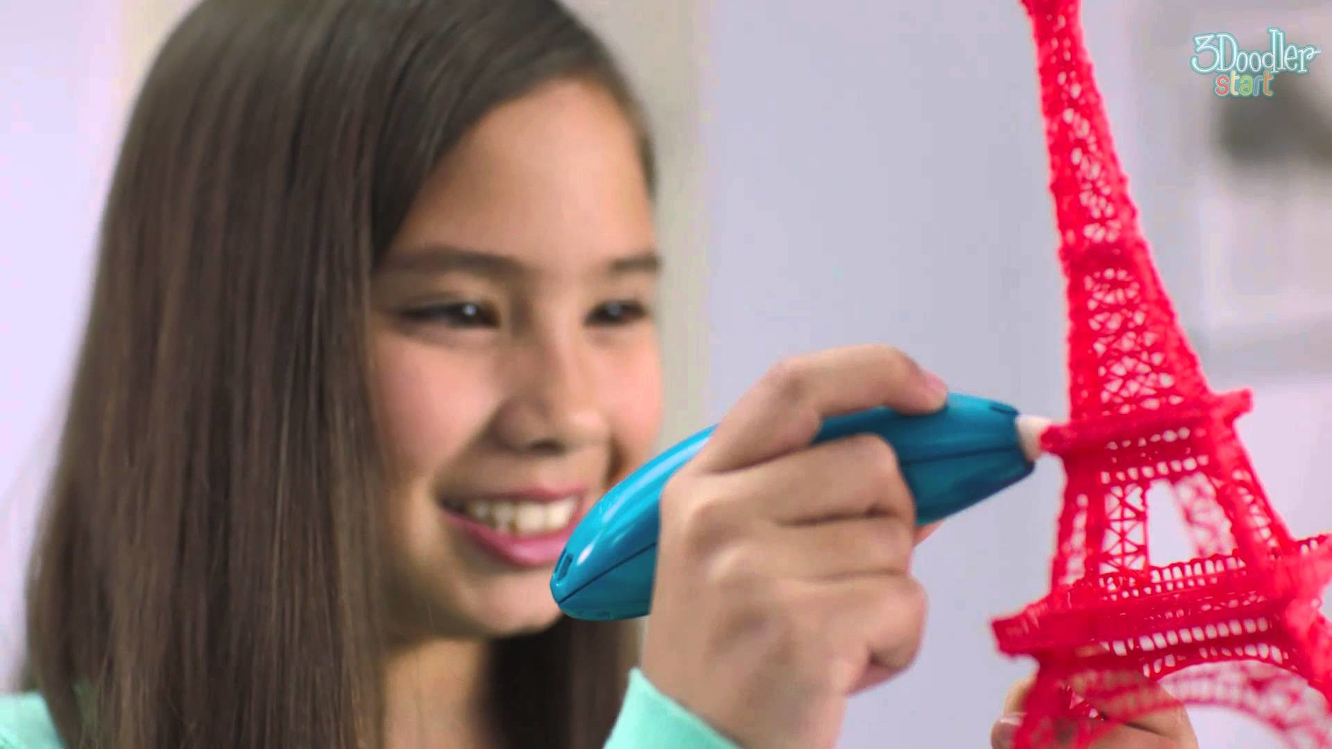 New 3Doodler Start. 3D Printing Pen For Young Creators