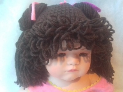 Como hacer gorro cabbage patch