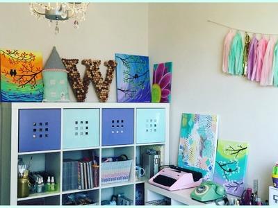 Craft Room Tour *updated*