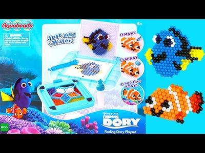 Disney Pixar Finding Dory Aquabeads Toy Craft Set!