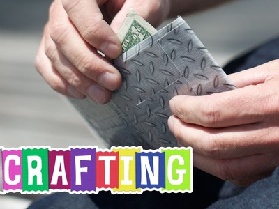 How to Craft a Duct Tape Wallet